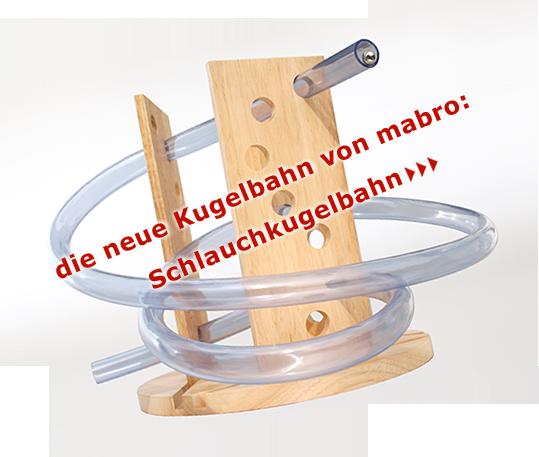 Schlauchkugelbahn