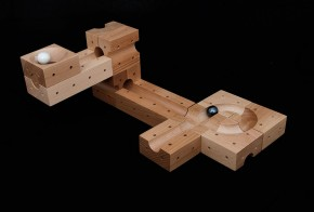 mabro wooden rolling ball system